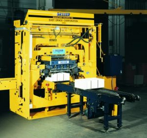 Besser's Bescopac® Concrete Block Machine