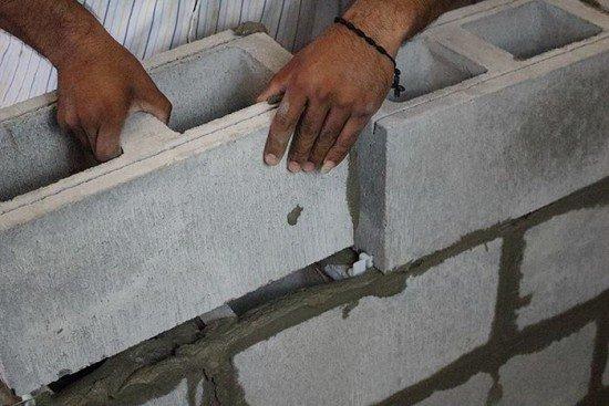 Alliance Partner  Concrete Block Spacer