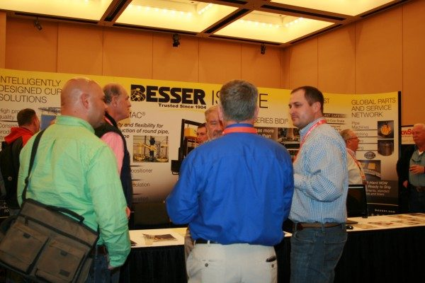 Besser Pipe and Precast Team Having a Great Week in